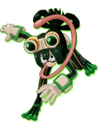 Tsuyu Asui One Justice Design