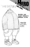 Volume 15 Taishiro Toyomitsu's Profile