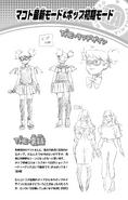 Volume 9 (Vigilantes) Kazuho Haneyama Young and Makoto Tsukauchi Timeskip Profile