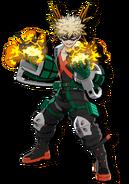 Katsuki Bakugo One's Justice 2 Design