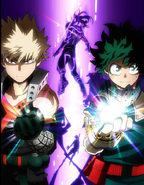 Heroes Rising DVD Cover