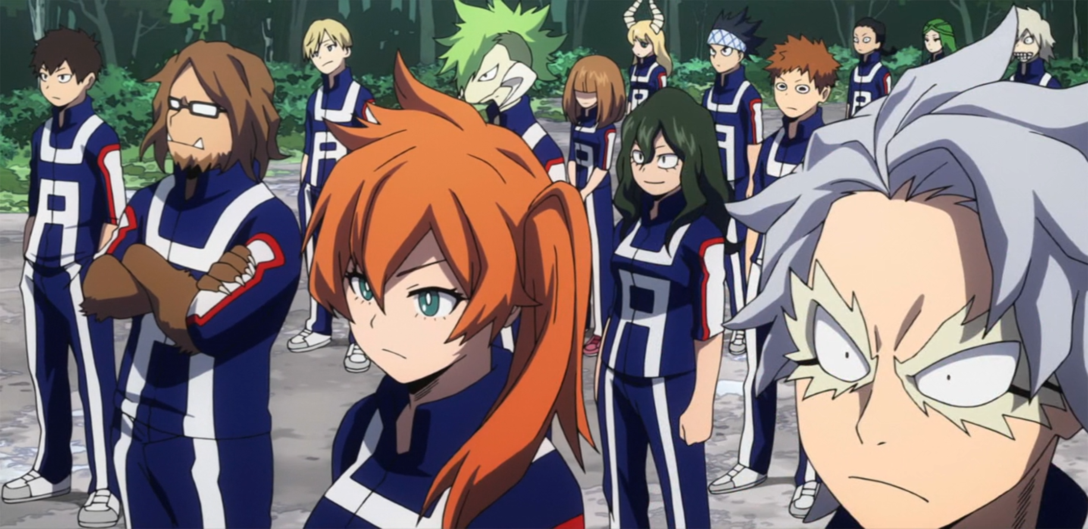 Class 1-B ready to train their Quirks.png