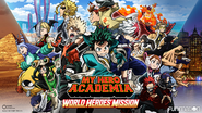 World Heroes' Mission Key Visual 2 English