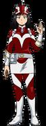 Yui Kodai Hero Costume (Anime)