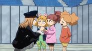 Camie befriends the Masegaki girls