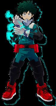 Izuku Midoriya
