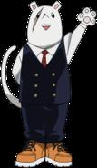 Nezu Principle Uniform (Anime)