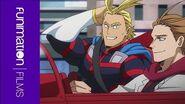 My Hero Academia Two Heroes Trailer 2 (Dubbed)