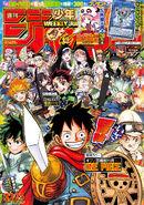 Weekly Shonen Jump 2019 Issue 22-23
