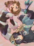Episode 104 Illustration by Yoco Akiyama