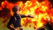 Shoto Todoroki vs. Tetsutetsu Tetsutetsu (Anime)