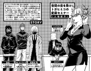 Volume 24 Character Page