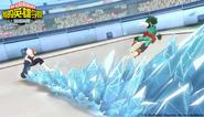 My Hero Academia The Strongest Hero Shoto vs Izuku
