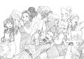 Heroes Rising Countdown Sketch 2