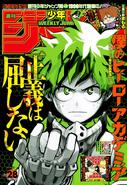 Weekly Shonen Jump - Issue 28, 2018