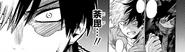 Shoto recognizes Dabi
