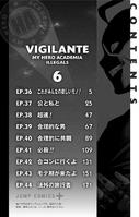 Volumen 6 (Illegals) tabla de contenido