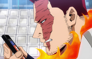 Cicatriz de Endeavor (anime)