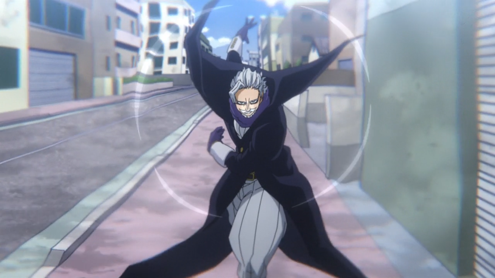 Gentle uses his quirk Elasticity.png