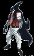 Kugo Sakamata Temporary Hero Costume (Anime)