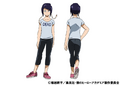 Kyoka Jiro Casual TV Animation Design Sheet
