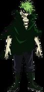 Togaru Kamakiri Hero Costume (Anime)