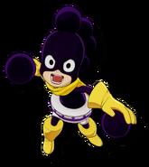 Minoru Mineta One's Justice 2 Design