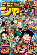 Weekly Shonen Jump - Issue 23 2020