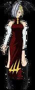 Ryuko Tatsuma Hero Costume (Anime)
