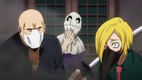 Toya, Yu & Soramitsu