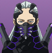 Nine Anime Portrait