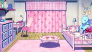 Toru Hagakure dorm room