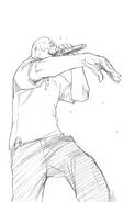 Volume 12 Shikkui Makabe Sketch