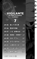 Volumen 7 (Illegals) tabla de contenido