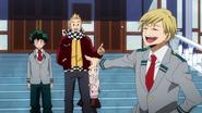 Izuku, Mirio, Eri, and Neito (anime)