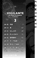 Tabla de contenido Vol3 (Illegals)