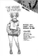 Volume 24 Himiko Toga Profile