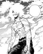 Tomura Shigaraki awaits more destruction