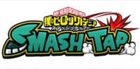 My Hero Academia Smash Tap Logo
