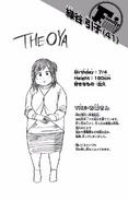 Volume 11 Inko Midoriya Profile