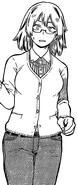 Fuyumi Todoroki Full Body Normal Attire