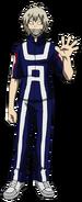 Juzo Honenuki PE Uniform