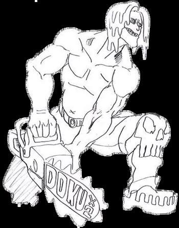 Poison Chainsaw (M)