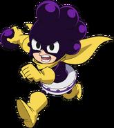 Minoru Mineta One's Justice 2 Artwork