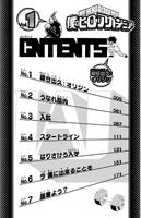 Tabla de contenidos Vol1