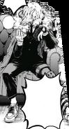 Томура Шигараки костюм Паранормальный Фронт Освобождения