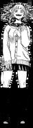 Himiko Toga Full Body manga