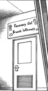 Recovery Girl Branch Infirmary
