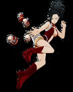 Momo Yaoyorozu One's Justice 2 Design