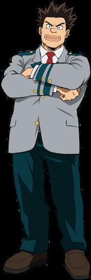 Rikidou Satou Full Body Uniform.png